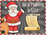 Multi-Step Word Problem Task Cards 3.OA.8 Christmas Themed