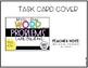 Multi Step Word Problem Task Cards - TEKS 4.5A