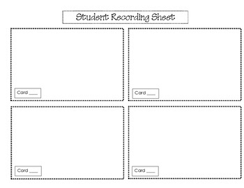 Multi-Step Word Problem Task Cards: Third Grade Common Core Aligned