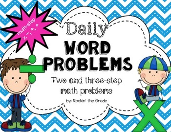 Daily Word Problems