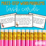 Multi-Step Word Problems - CCS 3.OA.8
