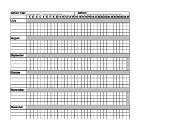 Multi Student Attendance Form