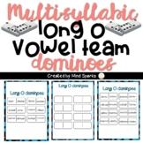 Multi-Syllabic Long O Dominoes