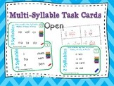 Mark Them Up Task Cards (The Open Syllable) Orton-Gillingh