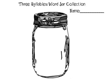 Multi-Syllable Word Collection