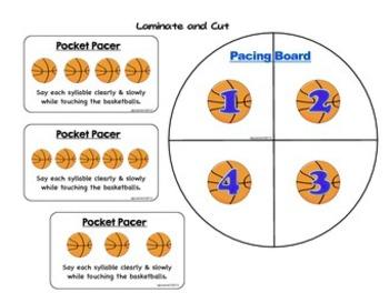 Multi Syllable Words - Basketball