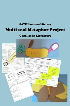 Multi-Tool Metaphors - GATE Hands-on Literacy - Conflict in Literature