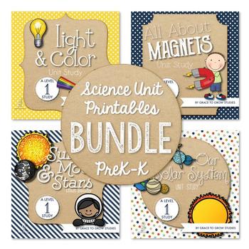 Science Unit Printable Bundle