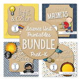 Science Unit Printable Bundle