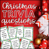 WH- Questions for Christmas