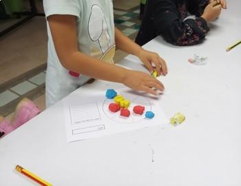 Multi Use Colour Wheel Worksheet