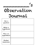 Multi-Use Science Observation Journal