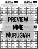 Multi-X Bingo 0-12 (FR)