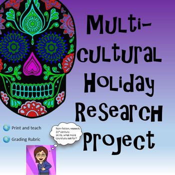 Multi-cultural Holiday Research Project