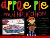 Fifth Grade Math Activity: Multi-digit Multiplication (Com