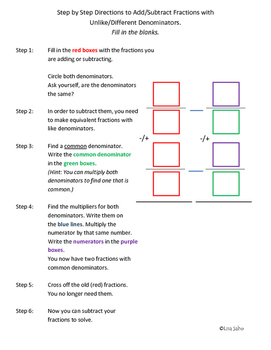 Multi-digit Multiplication Step by Step