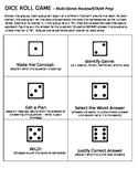 Multi-genre review activity/test prep