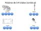 Multi syllabic Words in Spanish