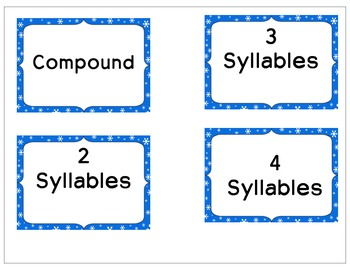 Multi - syllable Connection