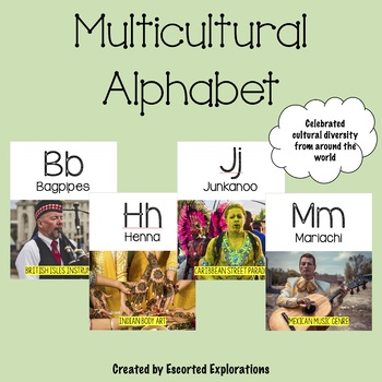 Multicultural Alphabet