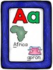 Multicultural Alphabet Posters
