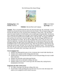 Multicultural Book Lesson Plan