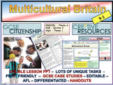 Multicultural Britain and Identity