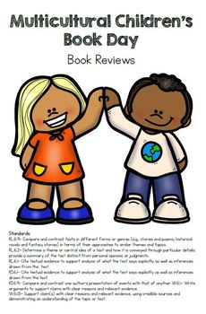 Multicultural Children's Book Day Book Reviews