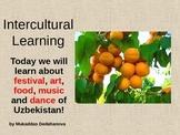Multicultural Education - Central Asia - Uzbekistan