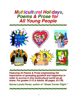 Multicultural Holidays, Poems & Prose for All Young People