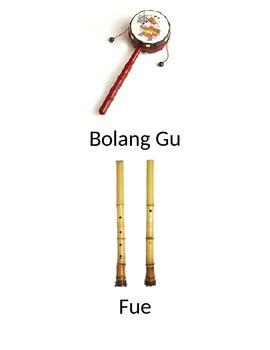 Multicultural Instrument Book