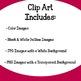Multicultural Kids Clip Art by Jeanette Baker