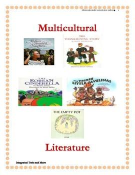 Multicultural Literature Listings
