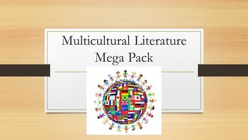Multicultural Literature Mega Pack