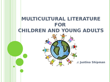 Multicultural Literature Unit for Children and Young Adults