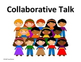 Multicultural Posters for Collaborative Talk