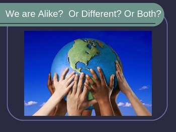 Multicultural PowerPoint-Understanding & Accepting Others-READY TO TEACH!