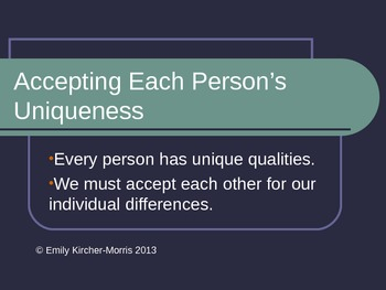 Multicultural PowerPoint-Understanding & Accepting Others-