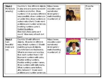 Multicultural Pre K Math Curriculum By The Common Sense Teacher