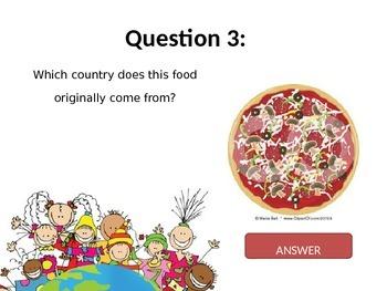 Multicultural Quiz