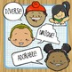 Multicultural School Kids Clipart