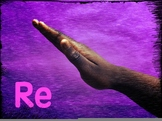 Multicultural Solfege Hand Signs-Purple TV