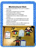 Multicultural Unit:  Great for Compare and contrast