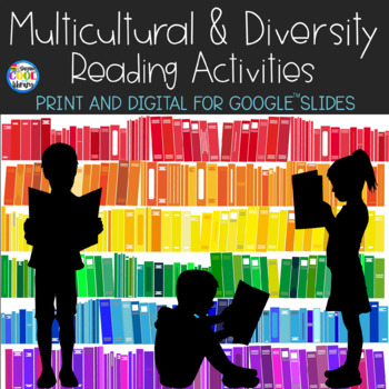 Multicultural and Diversity Reading Activities