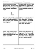 Multicultural names in math word problems for addition and