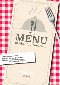 Multiculturalism in Australia Resource Bundle