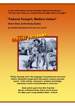 Indians in Fiction: Feminism & Multicultural Cowgirls (+ Study Guide)