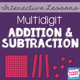 Multidigit Addition and Subtraction Math Unit