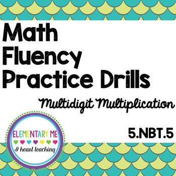 Multidigit Multiplication