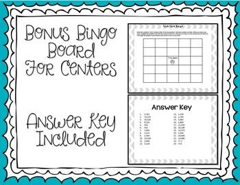 Multidigit Multiplication Task Cards Grades 4-5 Common Core Aligned-